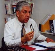 A CEO szerkesztőségében – munka közben 2003