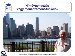 A nyári PR Akadémiát 2014. július 7. és 9. között rendezte meg a Magyar Public Relations Szövetség, a Pécsi Tudományegyetemmel közösen.