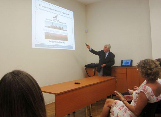 2016 augusztus Előadás a Budapesti Vállalkozásfejlesztési Közalapítvány Workshopján.