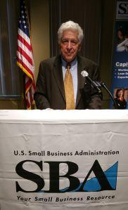 2016. október 17. New York Előadás a Small Business Administration Második Nemzetközi B2B Fórum konferenciáján.